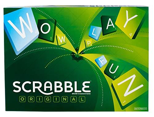 Scrabble original board game - £11.99 (+£4.49 non prime) @ Amazon