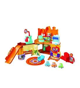 VTech Toot-Toot Drivers Cory Carson's Stay and Play Home - £26.89 @ Amazon