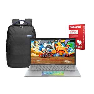 """ASUS Vivobook S14 Silver S432FL 14"""" Full HD Laptop i7-10510U/8GB/1TB SSD/MX250 +Backpack & 1 Year Ext. Warranty for 669.99 @ laptopoutlet"""