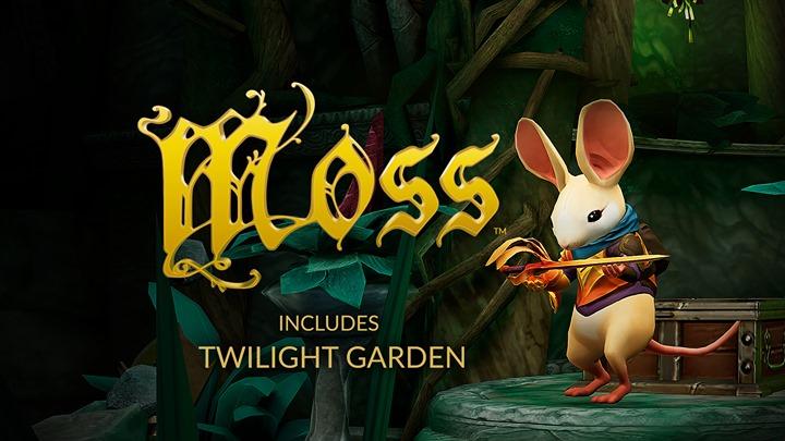 Moss Oculus Rift Store £10.99