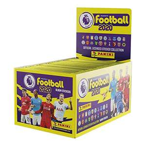 Panini's Football 2020 – The Official Premier League Sticker Collection 100 Packets £33.73 delivered at Amazon
