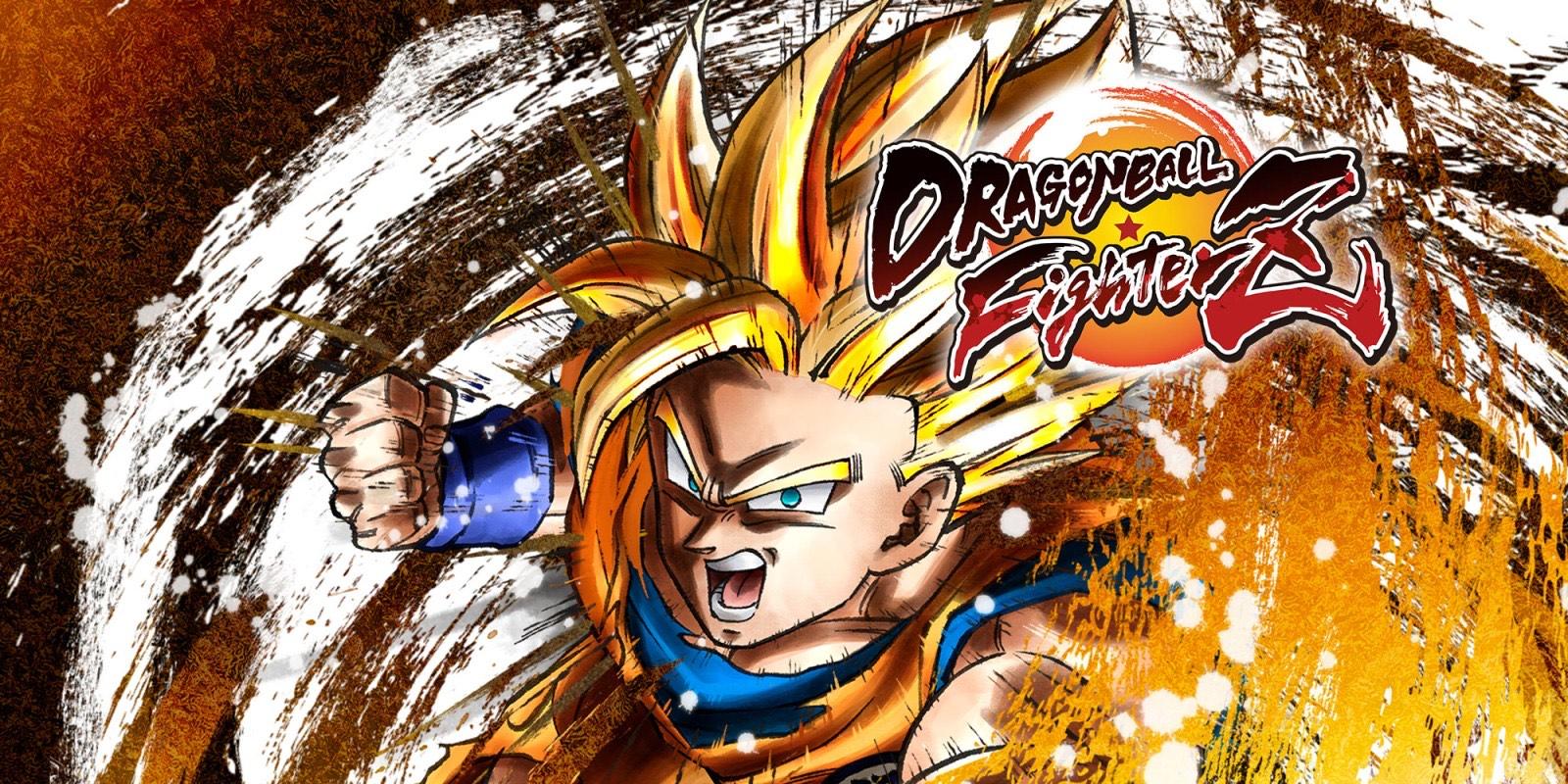DRAGON BALL FighterZ switch £7.99 @ Nintendo eShop