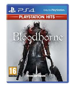 Bloodborne (PS4) - PlayStation Hits (PS4) £7.99 (Prime) + £2.99 (non Prime) at Amazon