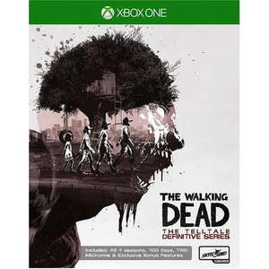 [Xbox One] The Walking Dead: The Telltale Definitive Series - £16.99 delivered @ MyMemory