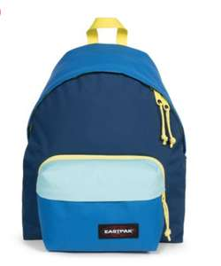 Eastpak Padded Travell'r Blocked Backpack £15.60 3 colours with code Free delivery @ Eastpak