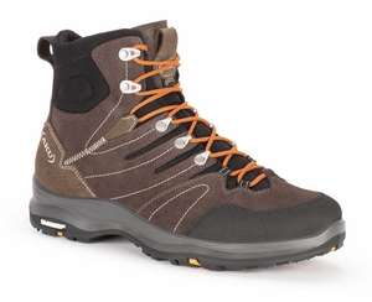 AKU Montera Lite GTX Shoes Men brown-orange AKU Montera Lite GTX Shoes Men brown-orange - £89.98 @ addnature