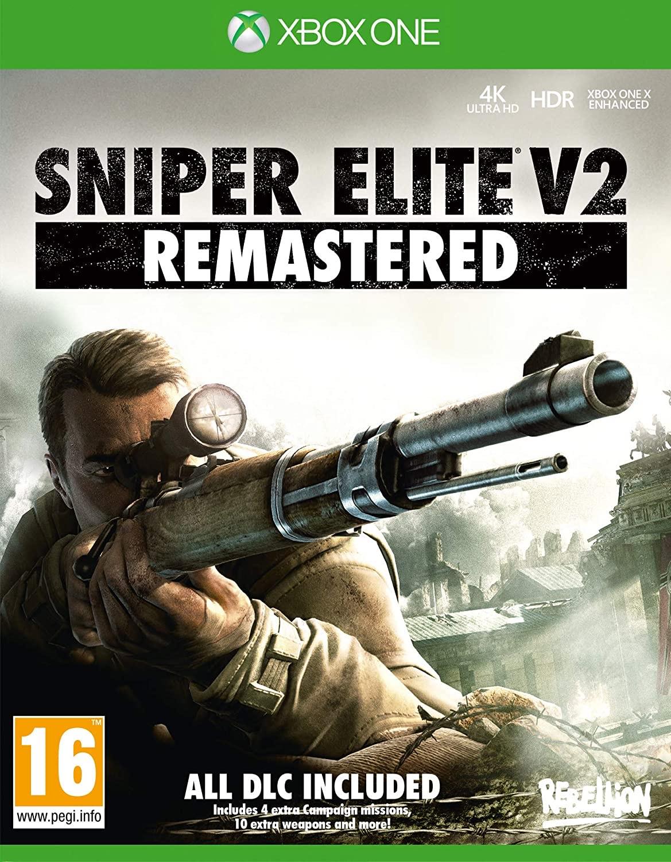 Xbox One: Sniper Elite V2 Remastered - £9.99 with code @ Studio