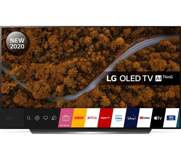 "LG OLED55CX5LB 55"" 4K Ultra HD OLED TV £1199 @ THT"