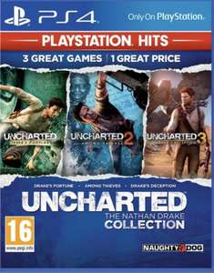 Uncharted Collection PS4 £7.99 @ Smyths