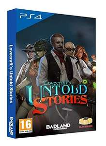 Lovecraft's Untold Stories Collectors Edition (PS4) £8.70 delivered @ Rarewaves