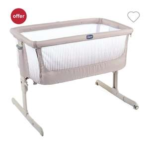 Chicco Next2Me Air Crib - Dark Beige - £89 @ Boots Online Only