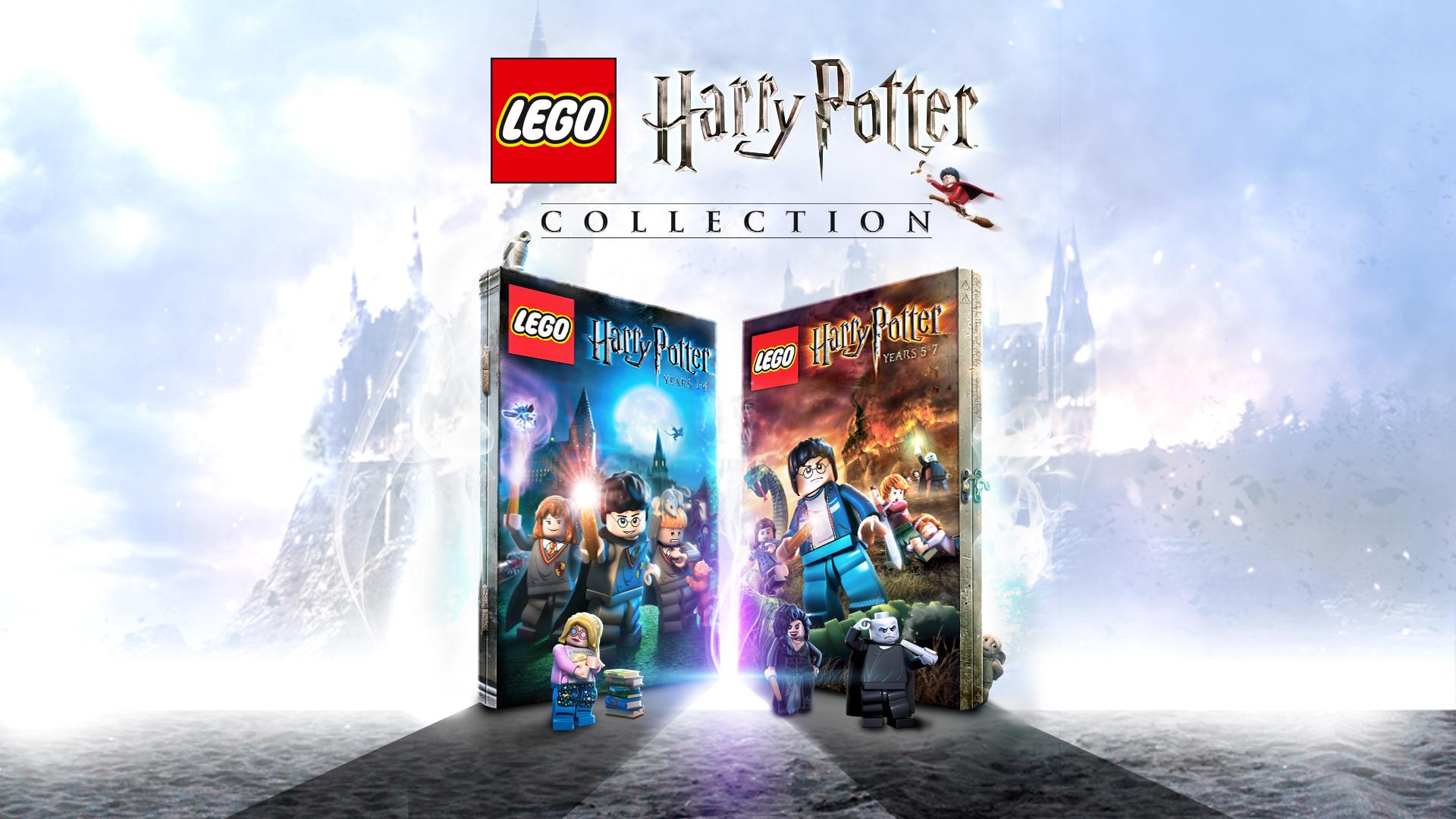 Lego Harry Potter Collection - Nintendo Switch Canada store/Eneba (Digital download) £12.81 @ EShop