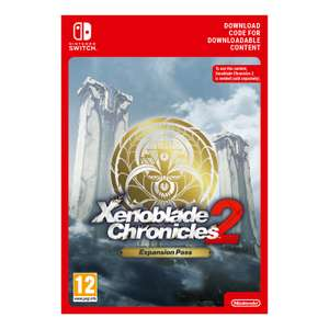 Xenoblade Chronicles 2 - Expansion Pass (Switch) £17.99 @ Nintendo UK Store
