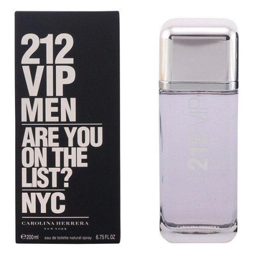 Carolina Herrera 212 VIP Sliver Men EDT 200ml from Seller Perfume Market (Perfume price / Perfume_shop_direct) Onbuy