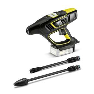 Karcher KHB 5 Cordless 18v Handheld Pressure Washer Multi Jet Body Only - £33.95 Power Tool World