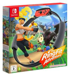 Ring Fit Adventure - Nintendo Switch - £58.53 @ Amazon France