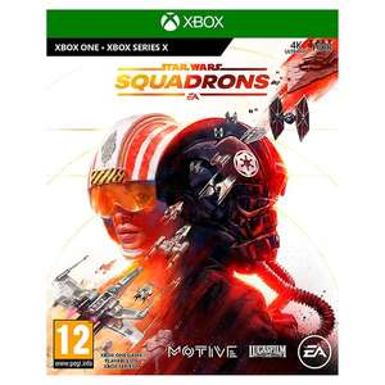 Star Wars Squadron Xbox One £20 @ Tesco
