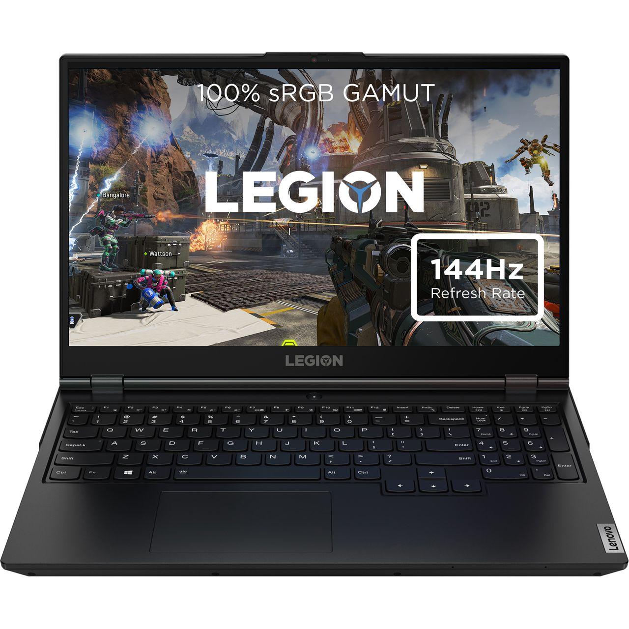 """Lenovo Legion 5 15.6"""" Gaming Laptop, i5-10300H, RTX2060 - Phantom Black £809.10 delivered from ao.com @ AO"""