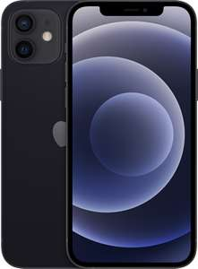 iPhone 12 64GB O2 250GB unlimited calls/texts £44 p/m £49.99 upfront & £46.75 TCB @ Mobile Phones Direct