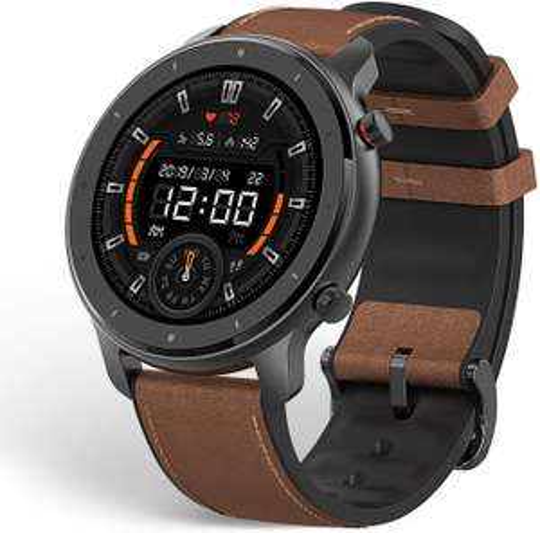 Used like new @ Amazon warehouse Amazfit GTR 47mm - Smartwatch £69.91