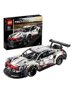 Lego Technic Porsche RSR - £79.99 + £3.50 Delivery @ JD Williams