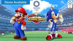 Mario & Sonic at the Olympic Games Tokyo 2020 via US e-shop approx £22.55