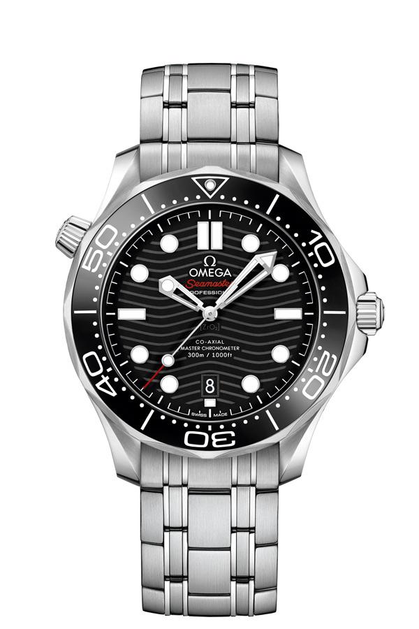 OMEGA Seamaster Diver 300M Master Chronometer Watch £3708.33 @ Pleasance & Harper