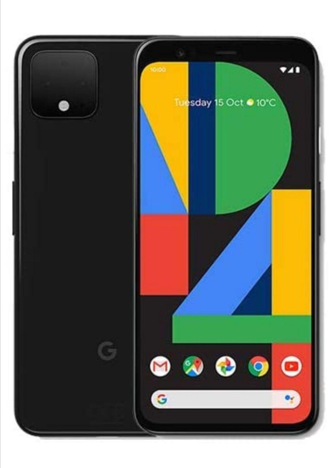 Google Pixel 4 64GB Unlocked Black Smartphone Good Refurbished Condition - £235.99 With Code @ Music Magpie / Ebay