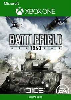 [Xbox One] Battlefield 1943 - 99p @ CDKeys