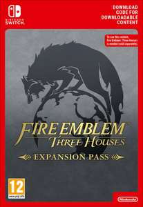 Fire Emblem: Three Houses - Expansion Pass digital download (Nintendo Switch) £15.69 at Nintendo Official UK Store