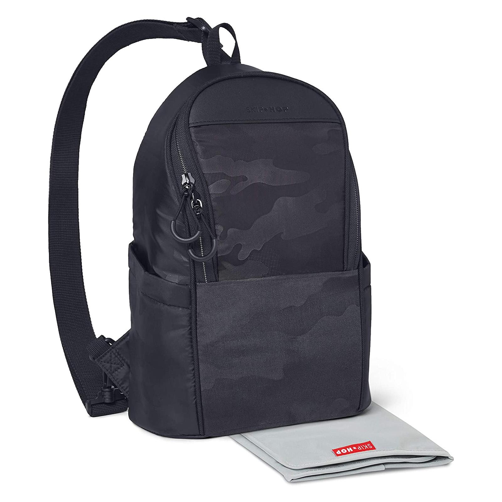 Skip Hop Paxwell Easy access sling backpack changing bag for £17.90 delivered @ Online4Baby