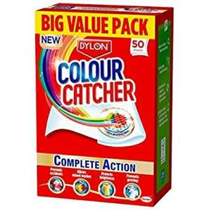 Colour Catchers 50 pack £2.99 in Lidl
