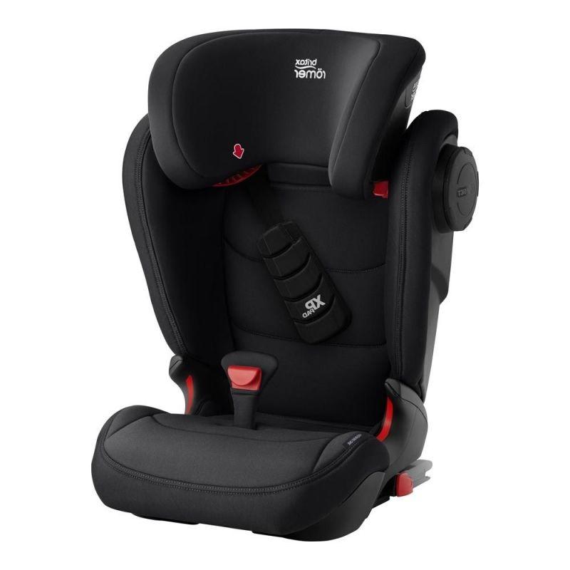 Britax Kidfix III S Group 2/3 Car Seat-Cosmos Black £119.69 @ Kiddies KIngdom