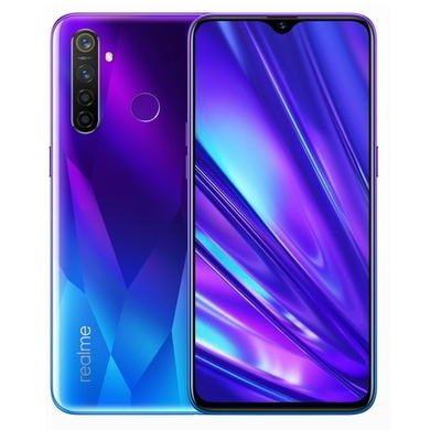 "Realme 5 Pro UK Sparkling Blue 6.3"" 4GB 128GB 4G Unlocked & SIM Free Smartphone - £179.97 Delivered @ Laptops Direct"