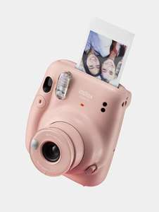 Instax Mini 11 Camera - Blush Pink - £55.99 delivered @ Skinny Dip London + 20% off with code