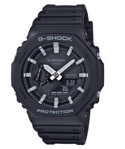 Casio GA-2100-1AER G-Shock Carbon Core Octagon Series Watch -Black - £79.42 delivered @ Amazon / Dispatched from and sold by Watch Shop