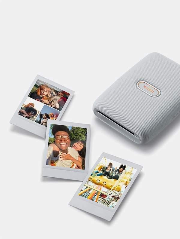 Instax Mini Link Printer - Ash White Bundle - £79.99 delivered @ Skinnydip London