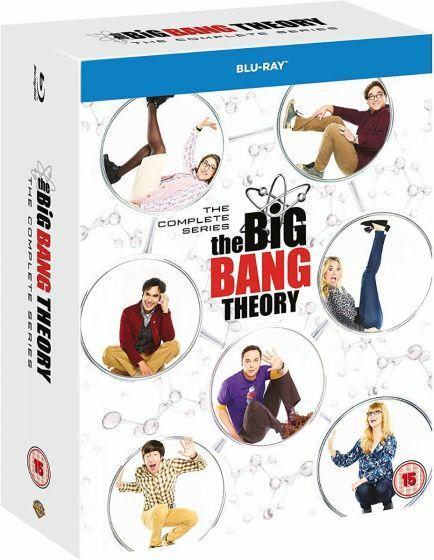 The Big Bang Theory Seasons 1-12 (Blu-Ray) £57.59 with code @ Warner Bros shop