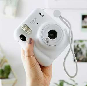 Fuji film Instax mini Ice white instant camera £48 at Urban Outfitters