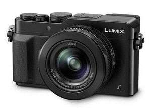 Lumix LX100 Black MkI (with Case, Spare Battery & 2 Year Warranty) £429 @ Wilkinson Cameras