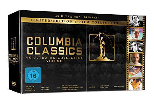 Columbia Classics Collection UHD Volume 1 £81.36 - Amazon Germany