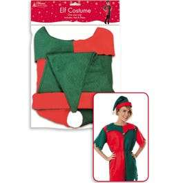 Christmas Elf Dress Up Costume £6.95 delivered at Poundshop