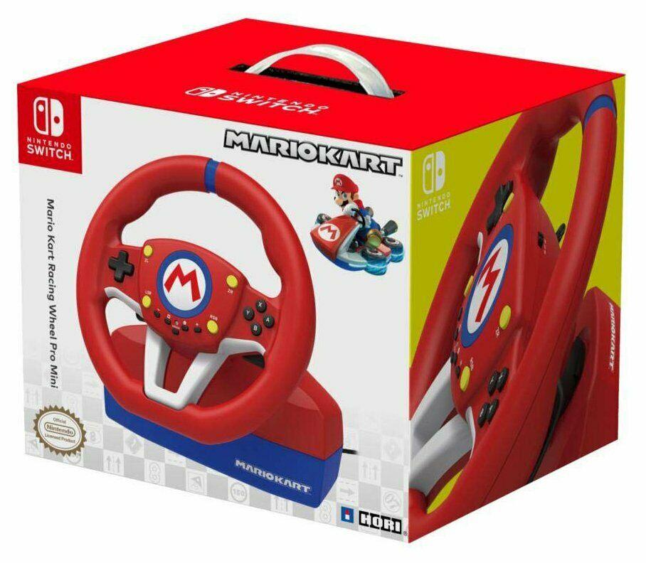 HORI Nintendo Switch Mario Kart Steering Wheel Pro Controller £43.94 @ Argos / Ebay