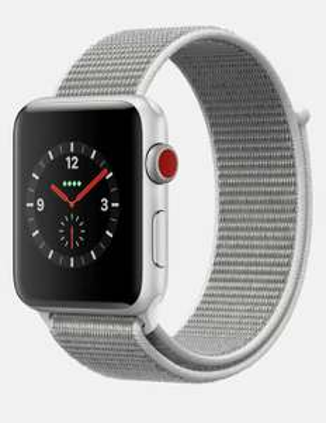 Apple Watch S3 Cellular 42mm Silver Sport Loop - £193.99 @ Argos / Ebay