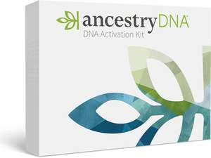 DNA Activation kit £49 at Ancestry