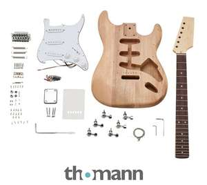 Harley Benton Electric Guitar Kit ST-Style £55 + £8 delivery @ Thomann