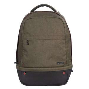 Animal Peak Backpack (Black, or Green) now £9.36 with code + Free delivery @ Animal
