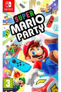 Mario Party Nintendo Switch pre-owned £29.99 delivered @ Cash Generator