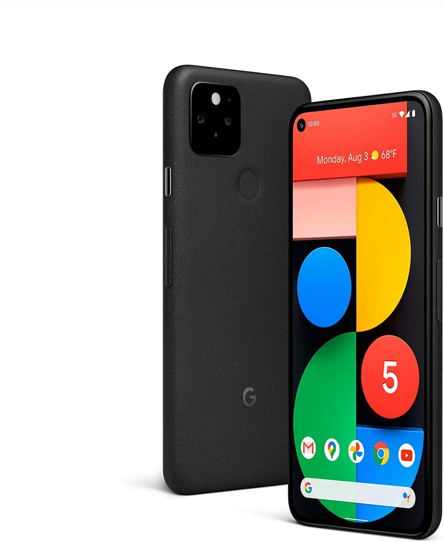 'New - Other' ' Google Pixel 5 5G (2020) GTT9Q 128GB Just Black Unlocked UK Version Smartphone - £519.99 @ UK**seller / Ebay
