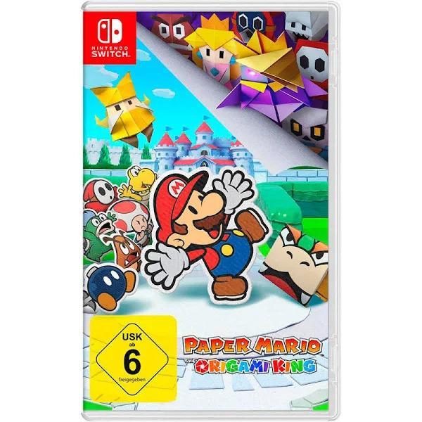 Paper Mario (Nintendo Switch) - £29.99 delivered @ Cash Generator